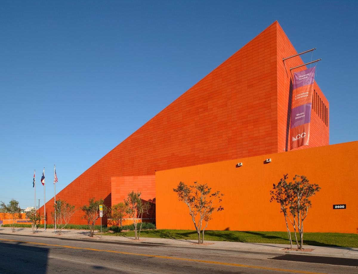 Latino Cultural Center Curtainwall Design Consulting