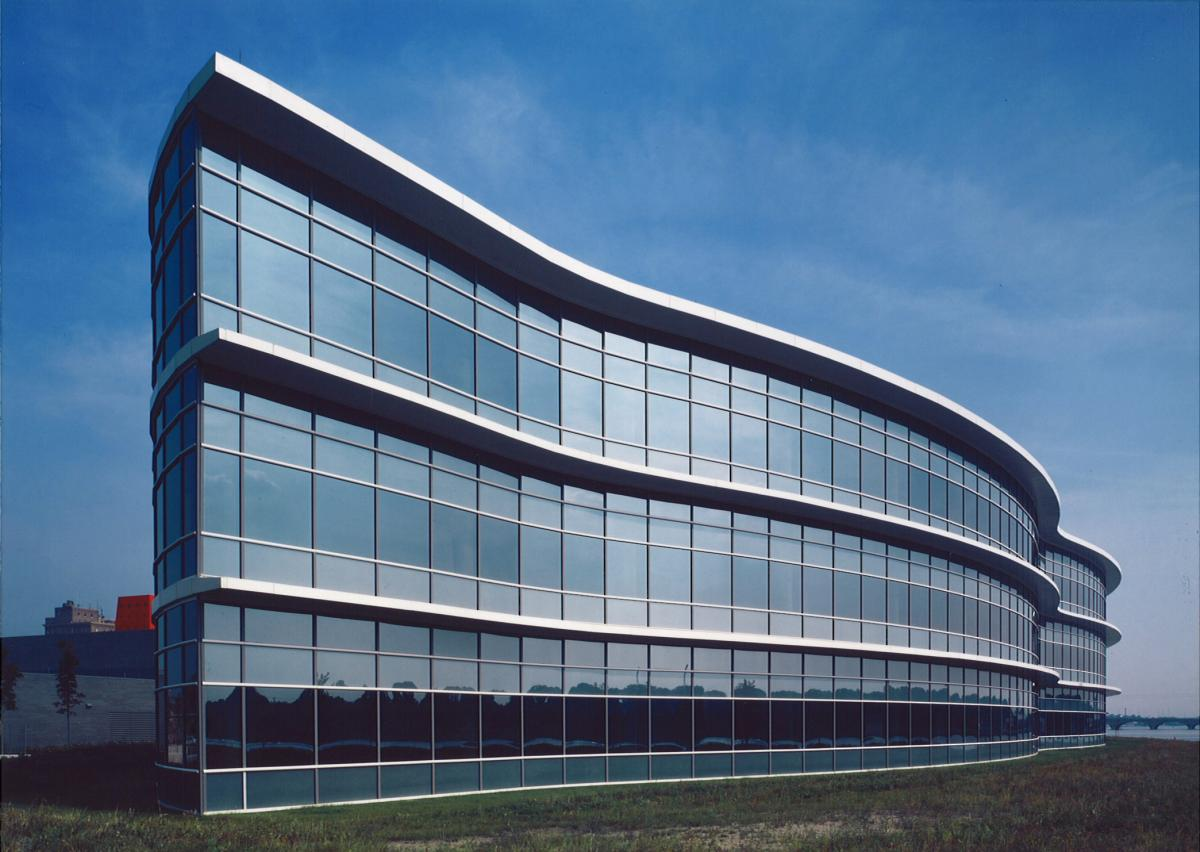 Owens Corning World Headquarters Curtainwall Design