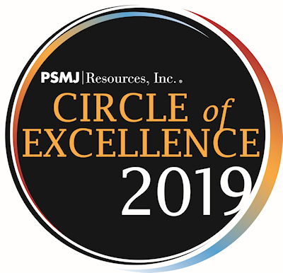 PSMJ 2019 Circle of Excellence